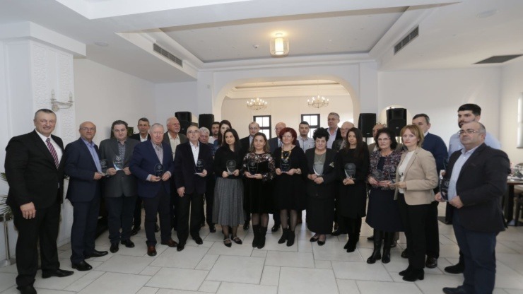 "Pandora awarded at the ""Top of Successful Companies in Vrancea"""